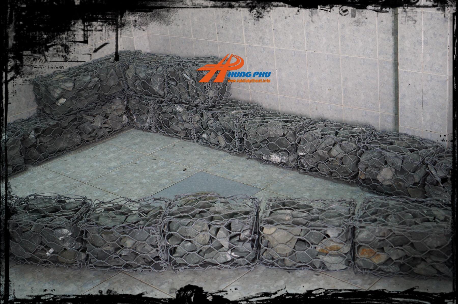 Tường đá trang trí trong nhà