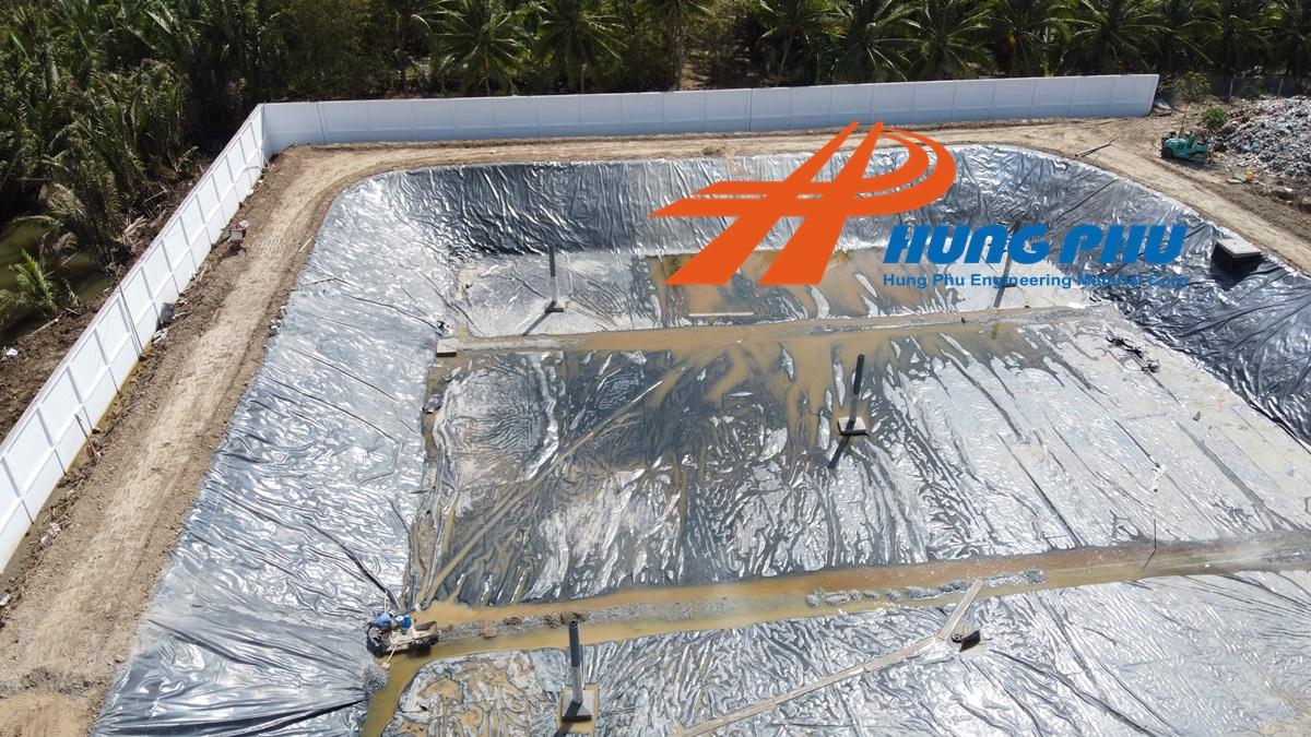 Bạt nhựa HDPE